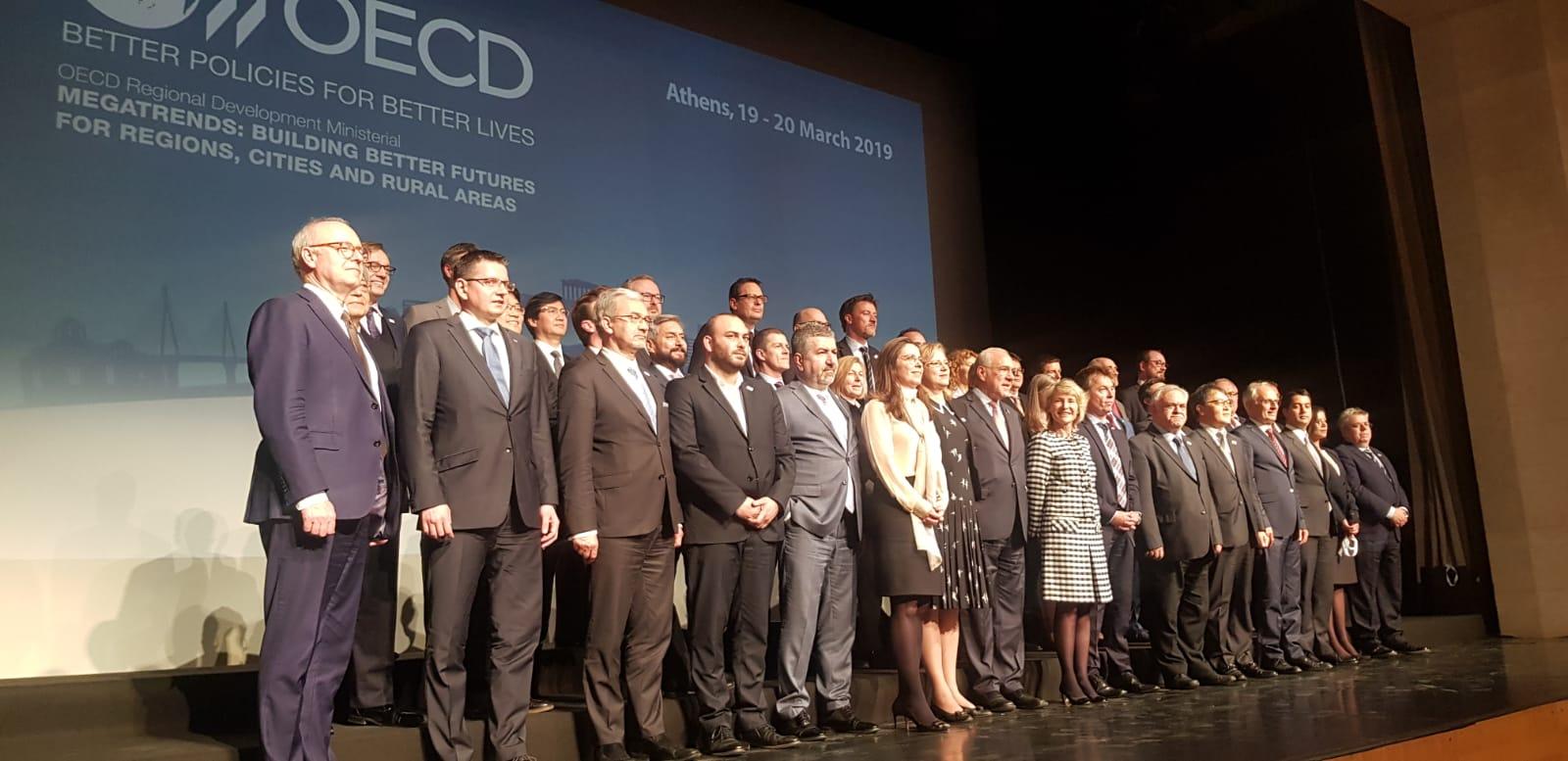 S OECD pripravujeme lepšiu budúcnosť pre regióny