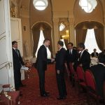 spoločné rokovanie delegácie z Japonska s vicepremiérom