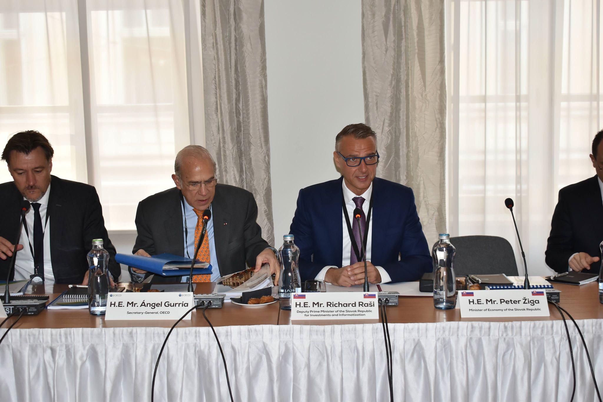 Slovenské predsedníctvo OECD sa blíži, kľúčovou témou bude digitálna transformácia