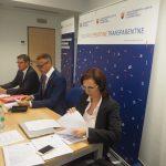 Druhé zasadnutie riadiaceho výboru
