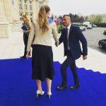 Richard Raši prichádza na neformálne stretnutie ministrov v Bukurešti