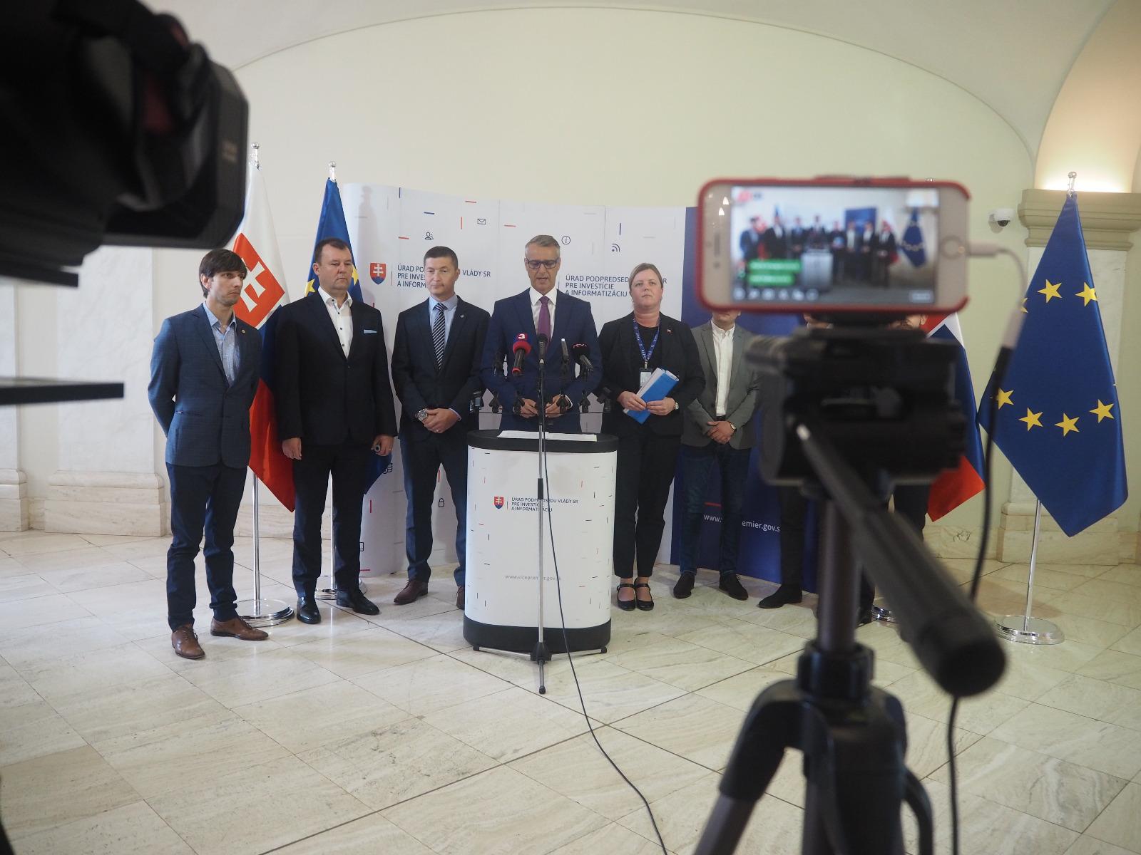 Úrad vicepremiéra posiela do Izraela šesť slovenských firiem