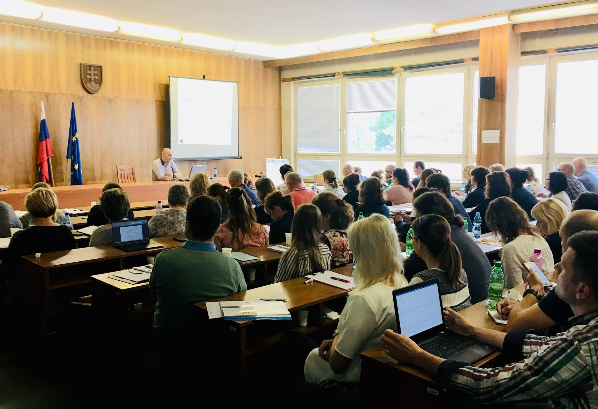 Pre prijímateľov regionálneho príspevku zorganizovali v Košiciach školenie
