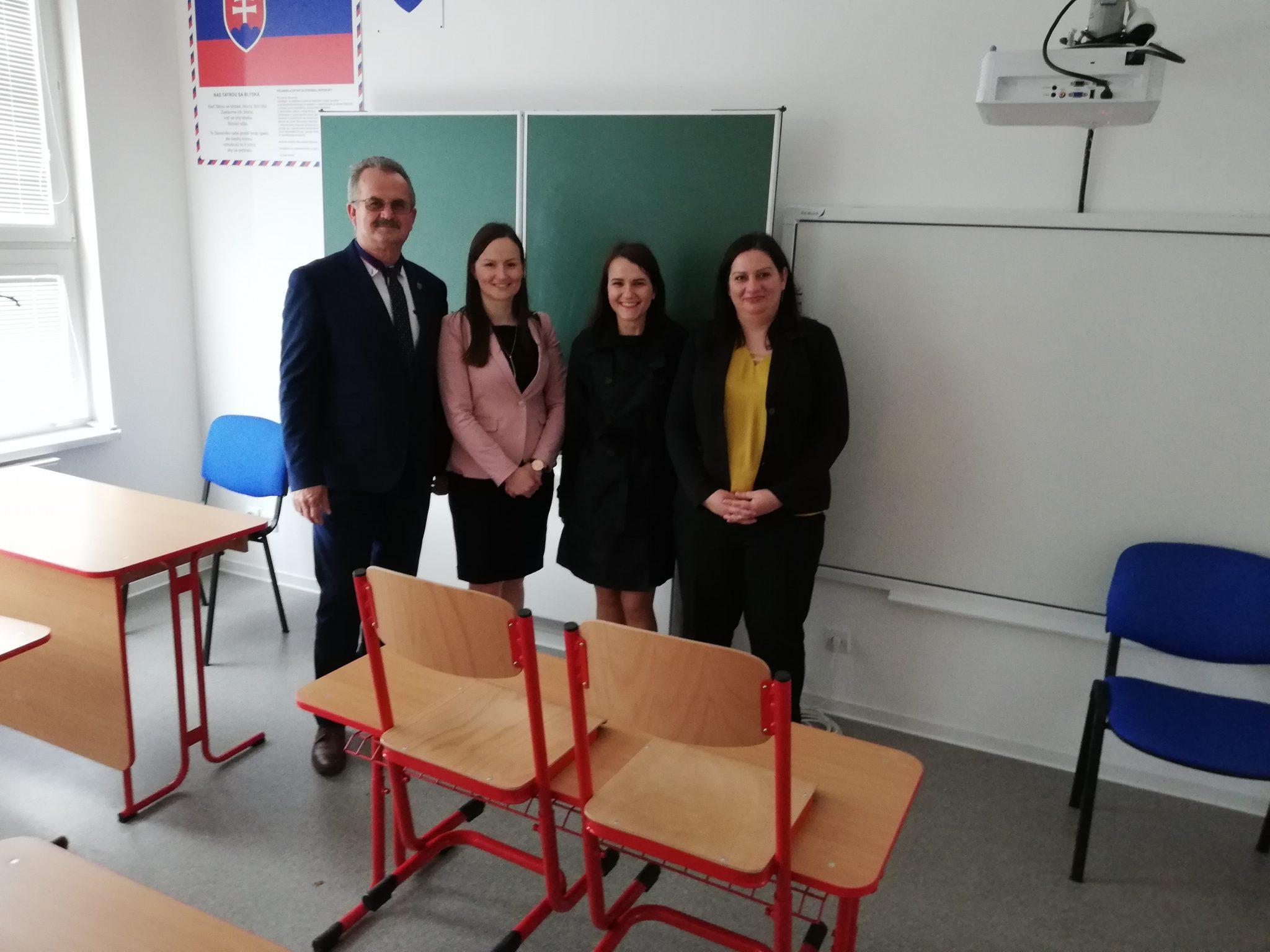 Regionálny príspevok podporil rozvoj základnej i strednej školy v Trebišovskom okrese