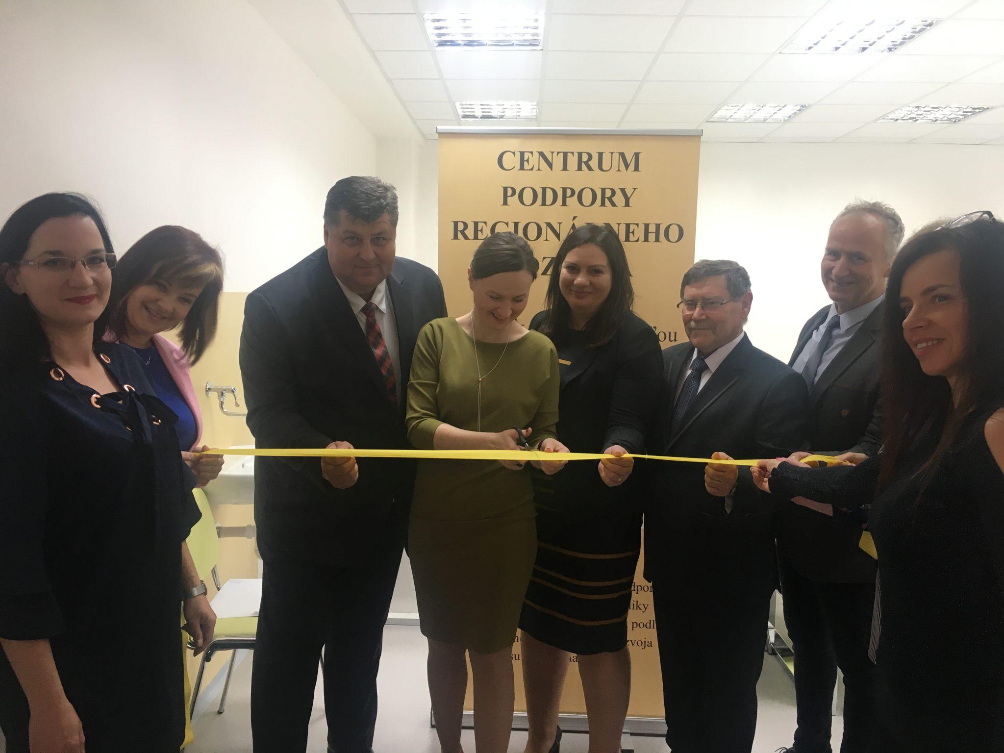 Regionálny príspevok pomohol obnoviť priestory budovy i podporiť zamestnanosť vo Vranovskom okrese