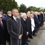 Verejné uctenie pamiatky vojakov