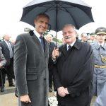 Richard Raši a Ivan Gašparovič