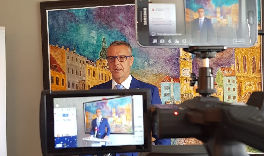 R. Raši: Rozvoj slovenských regiónov podporíme viac ako miliónom eur