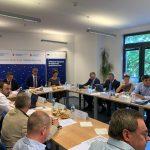 Dvanáste zasadnutie riadiaceho výboru