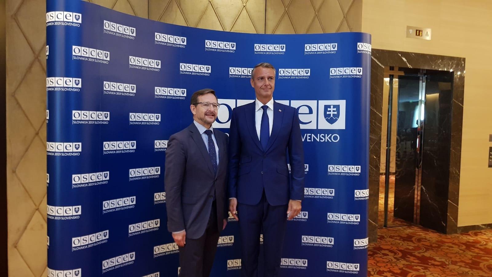Bratislava hostila medzinárodnú konferenciu OBSE o kybernetickej bezpečnosti