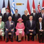 Svetoví lídri na ceremoniály k oslavám 75. výročia vylodenia spojencov v Normandii