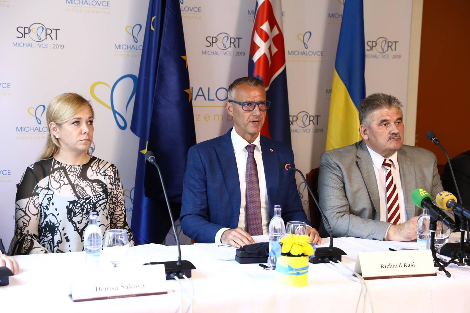 Pre Michalovce vyčlenila vláda dotáciu 1,6 mil. eur, pre Stropkov takmer 1,2 milióna eur