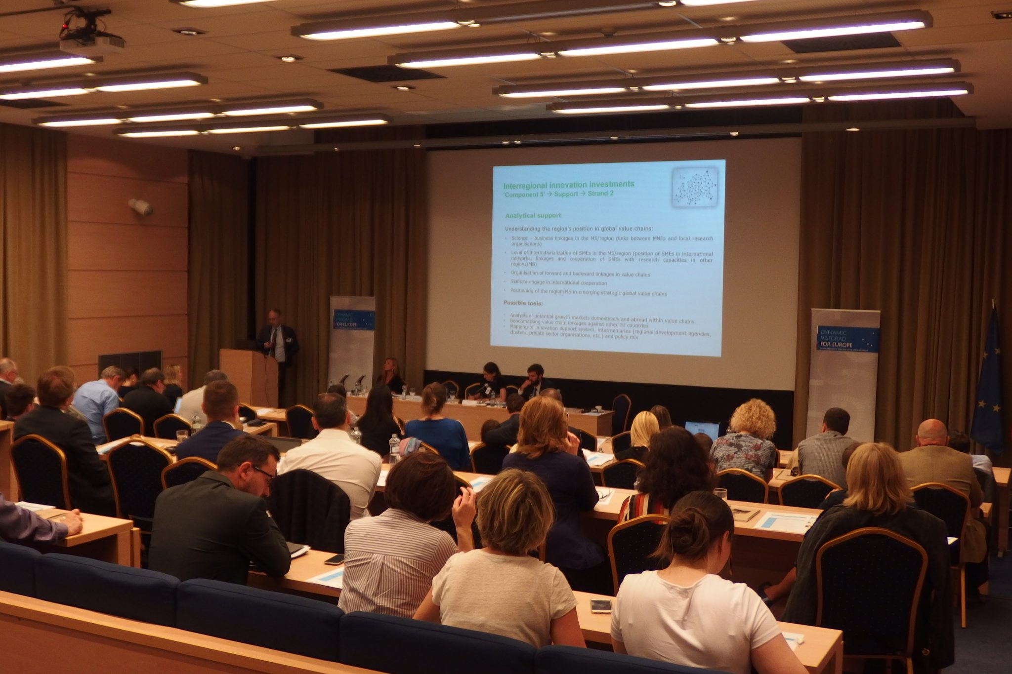 ÚPVII zorganizoval konferenciu o uplatnení politiky súdržnosti