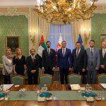 stretnutie delegácie SAE s úradom vicepremiéra