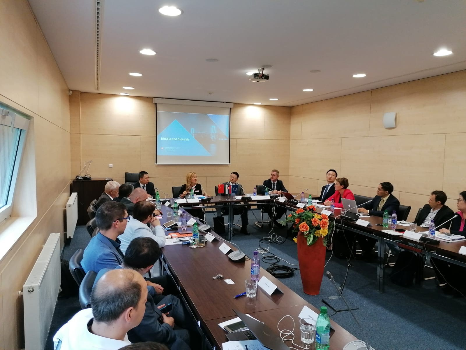 Nová hodvábna cesta predstavuje príležitosť v slovensko-čínskych vzťahoch