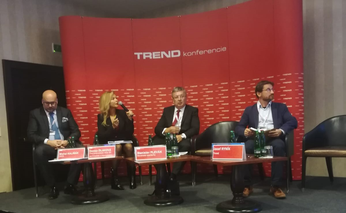 Smart City is one of Slovakia's priorities for the new programming period