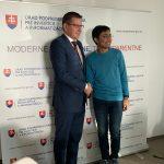 Patrik Krauspe a Tanmay Bakshi