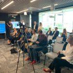 tlačová konferencia na tému IT Fitness Test 2019