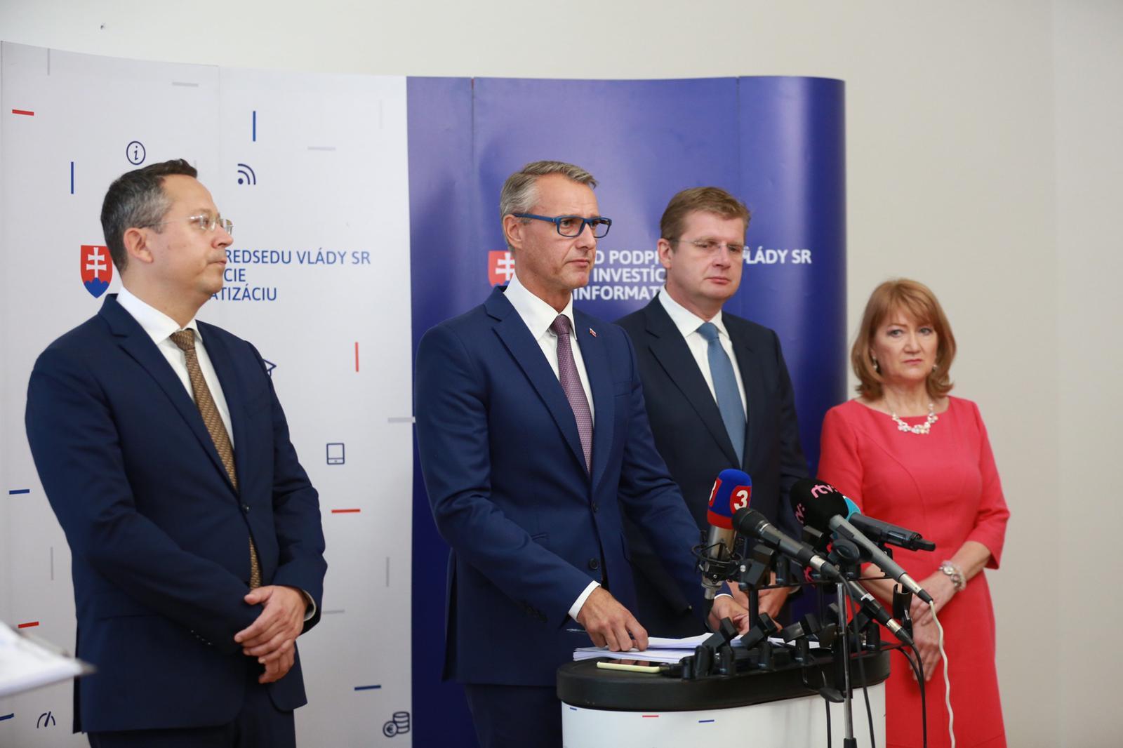 Vízia a stratégia Slovenska 2030 nie je politická, preto ju nemožno zmiesť zo stola