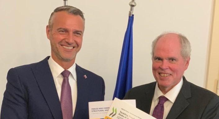 OECD ocenila prístup Slovenska v boji proti korupcii pri čerpaní eurofondov