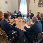 Zasadnutie v súvislosti s projektom Stratégie SR pre riadenie rizík spojených s podvodmi a korupciou v eurofondoch