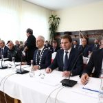 Podujatie v súvislosti s udelením štátneho príspevku vybraným okresom Slovenska