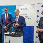 Mário Lelovský, Richard Raši, Mária Bieliková a Rastislav Chovanec