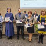 vyhlásenie víťazov celoslovenskej súťaže Networking Academy Games 2019