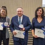 vyhlásenie víťazov ocenenia Digitálna jednotka 2019