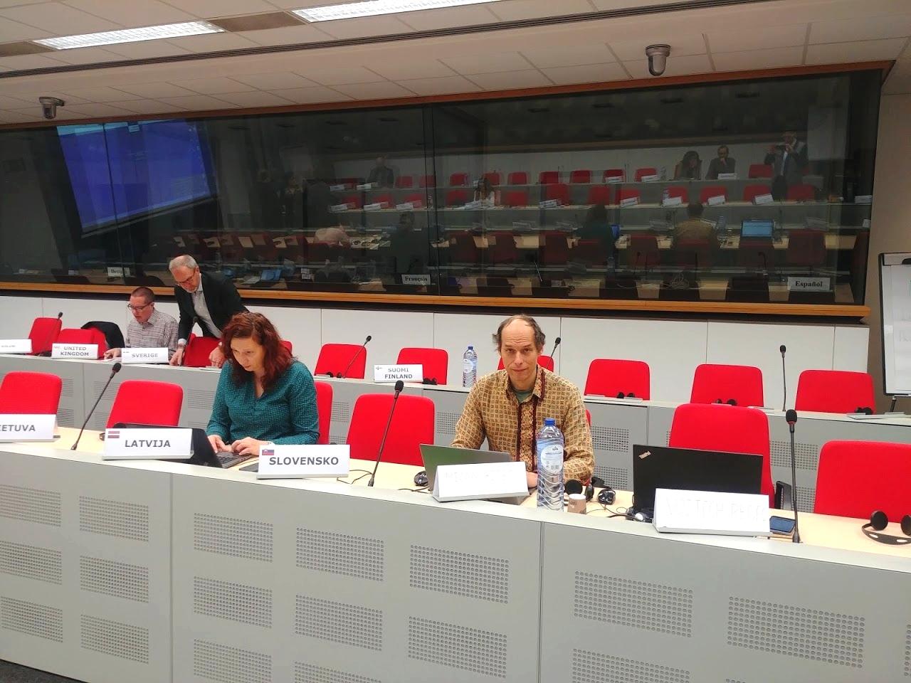 Na 6. stretnutí expertnej skupiny WADEX sa predstavili aj odborníci ÚPVII na oblasť prístupnosti webových sídiel