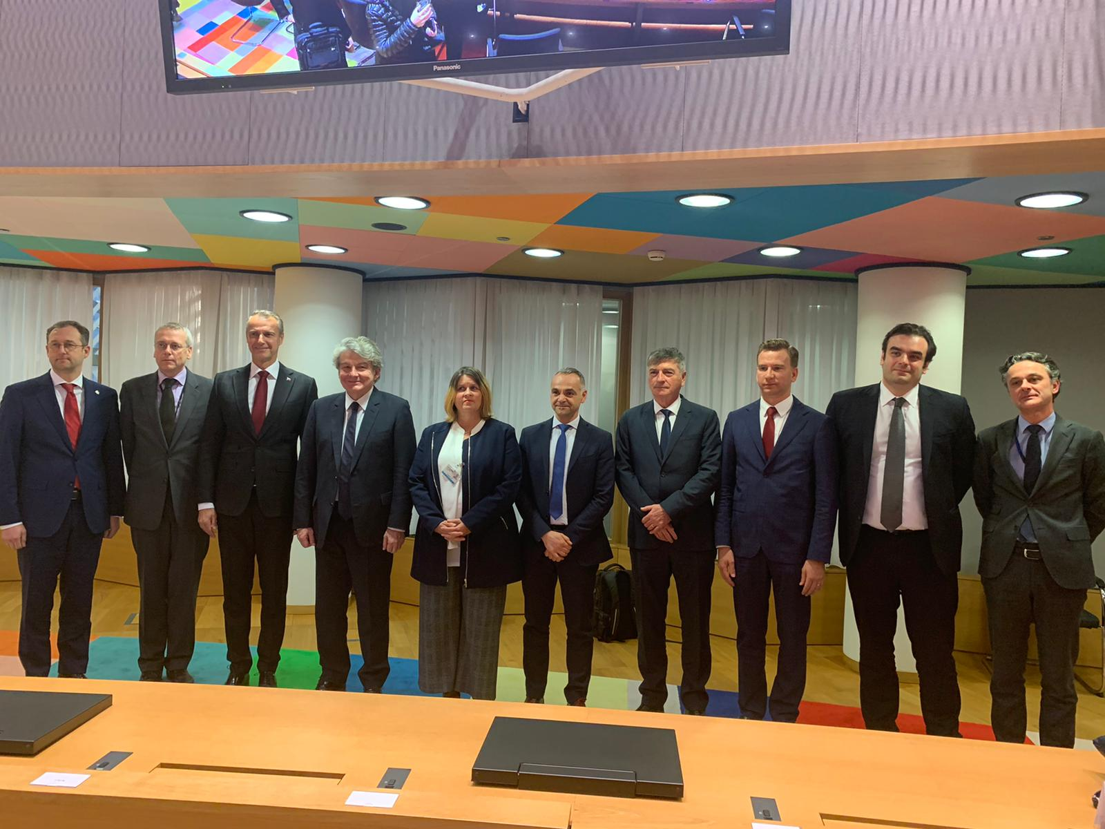 EU ministers open considerations to strengthen data regulation in the digital world