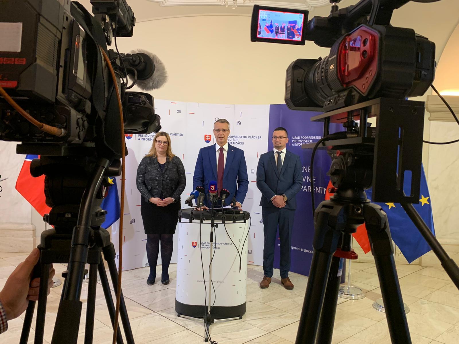R. Raši: Na rozvoj slovenských regiónov opäť poputuje viac ako milión eur