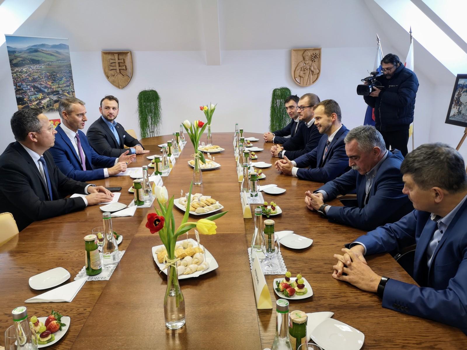 Dotácia od vlády pre okres Stará Ľubovňa je určená na podporu miestneho rozvoja