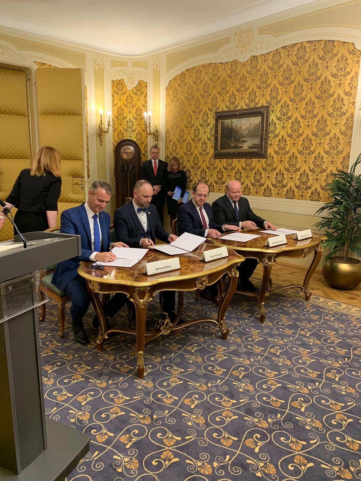 R. Raši: Memorandum prináša zásadnú zmenu v spôsobe prideľovania eurofondov pre územné samosprávy