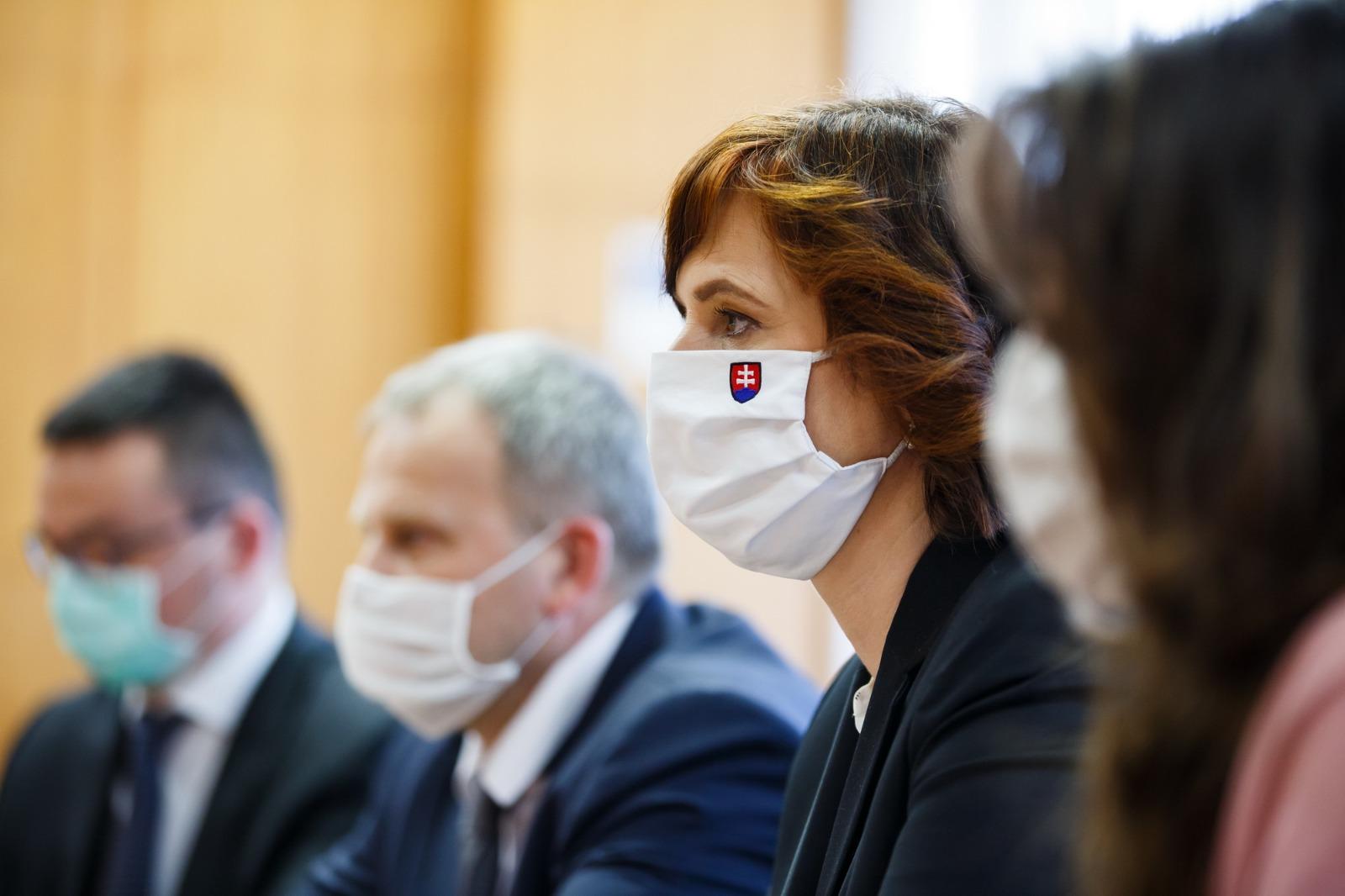 Vicepremiérka Remišová chce pomôcť s riešením koronakrízy aj priamo v regiónoch