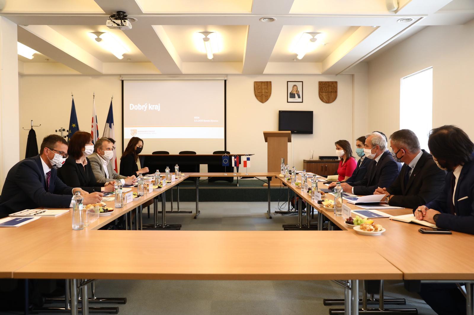 Remišová: Regionálny rozvoj sa nedá robiť od stola z Bratislavy