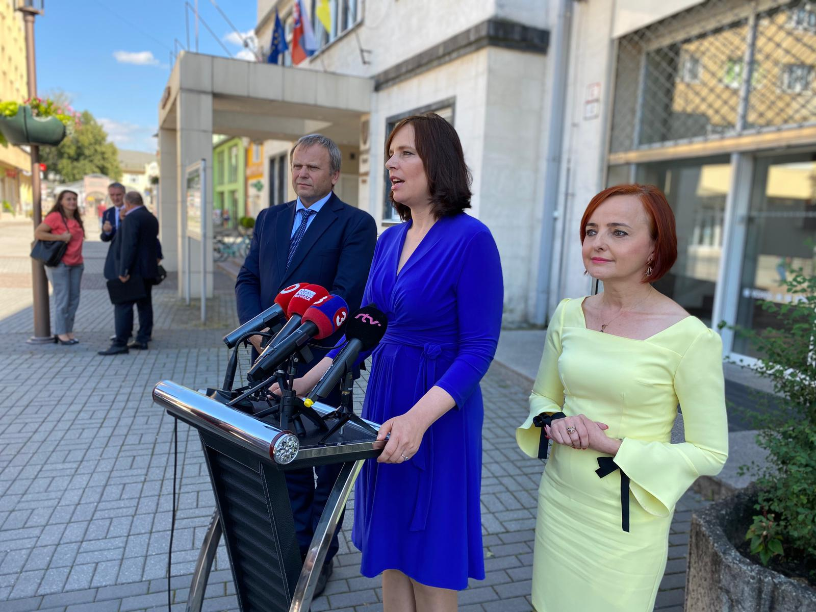 Budúcnosť regiónu horná Nitra je kľúčovou prioritou