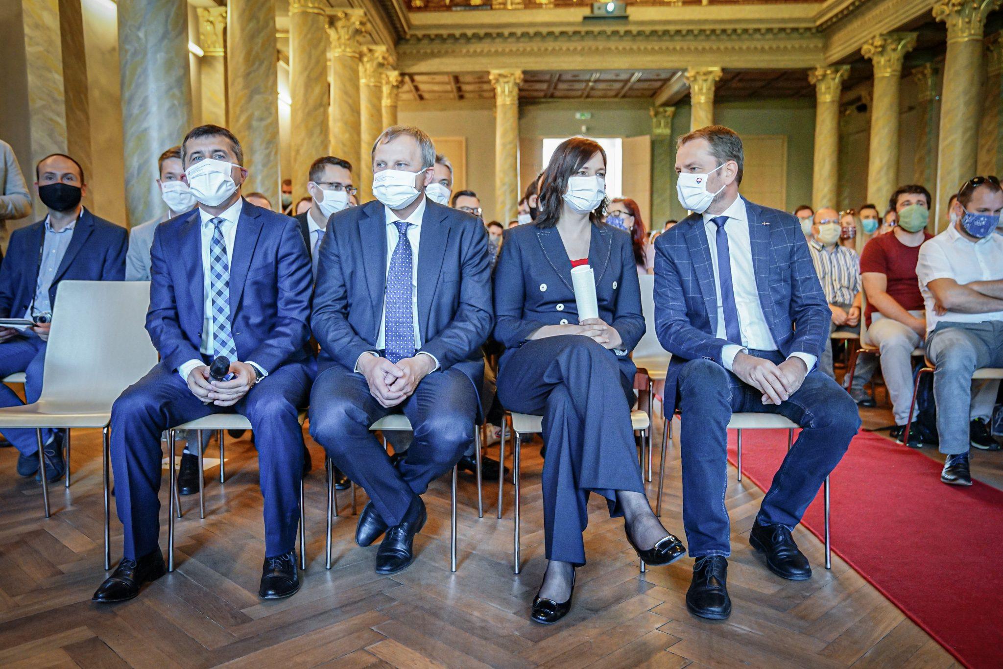 Ministerka Remišová predstavila zámer štátneho IT centra, vzniknúť by mohlo v Košiciach