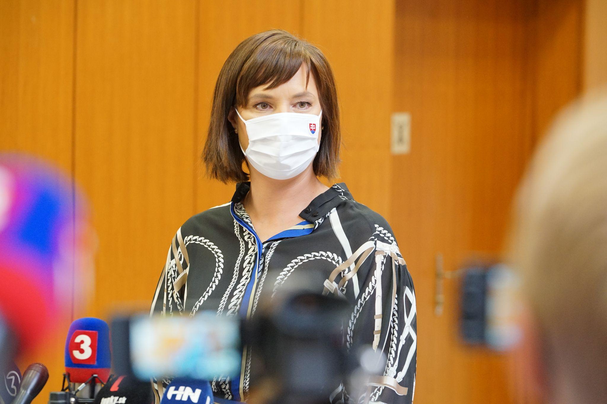 Vicepremiérka Veronika Remišová prijala zástupcov klimatických iniciatív