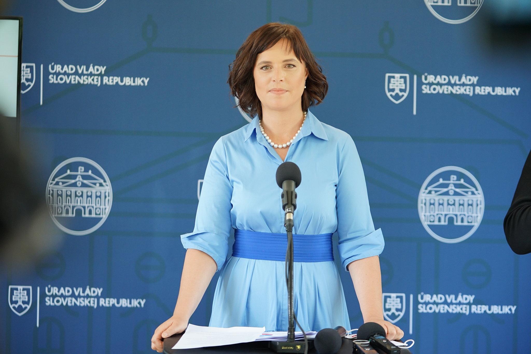 Ministerka Remišová: Na nové miesta pre škôlkarov pôjde 13 miliónov eur