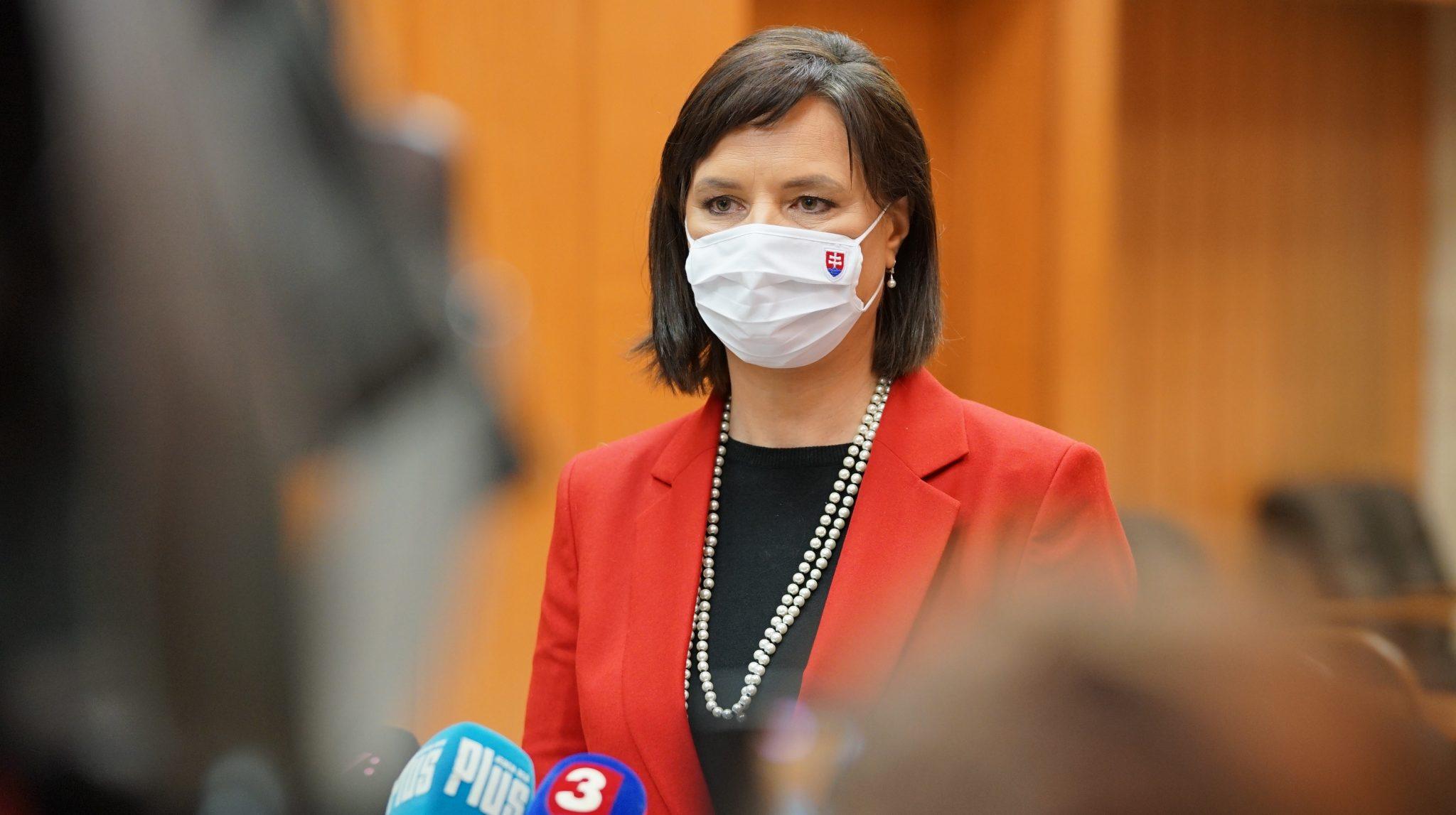 Veronika Remišová: Pri digitalizácii Slovensko zaostáva – zmení to päť  princípov pre efektívne IT