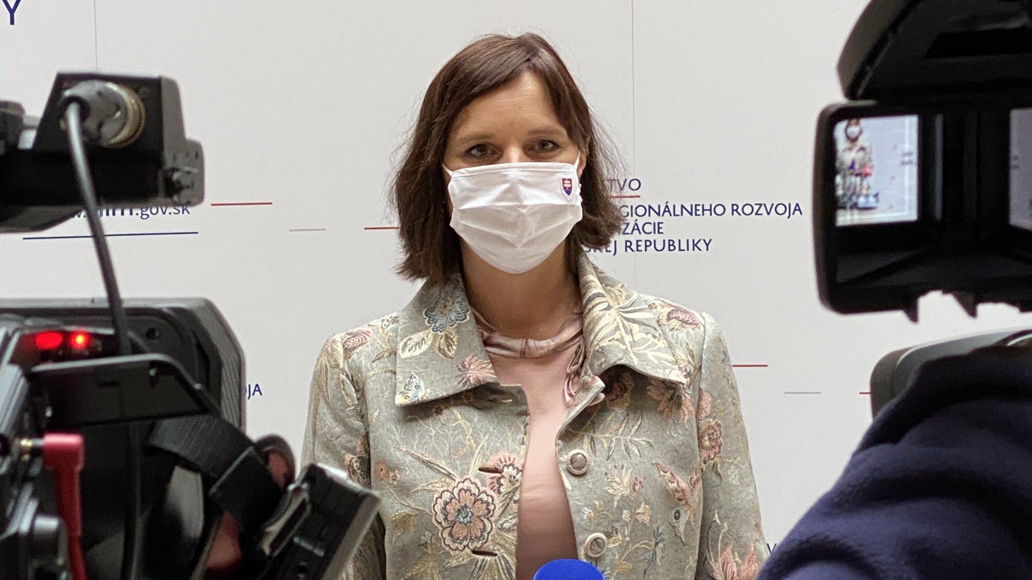 Vicepremiérka Remišová: Na pomoc kultúre ide z nórskych grantov 1,5 milióna €