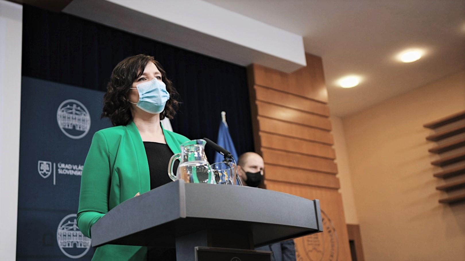 Vicepremiérka Remišová predstavila reformný plán pre digitálne Slovensko v rámci Plánu obnovy EÚ