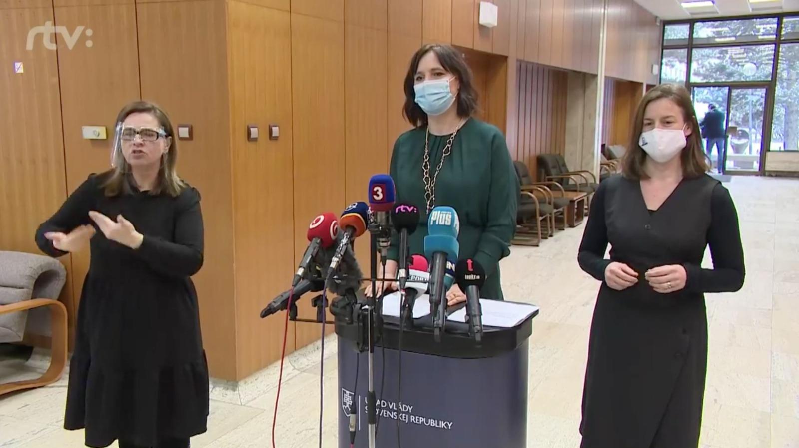 Ministerka Remišová: Pre kultúru sa podarilo uvoľniť zablokované platby vo výške 109 miliónov eur