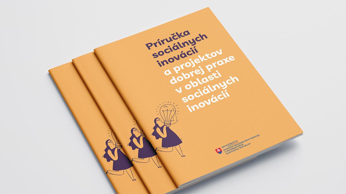 Sociálne inovácie prinášajú nové nápady do regiónov, vyznať sa v téme vám pomôže nová príručka
