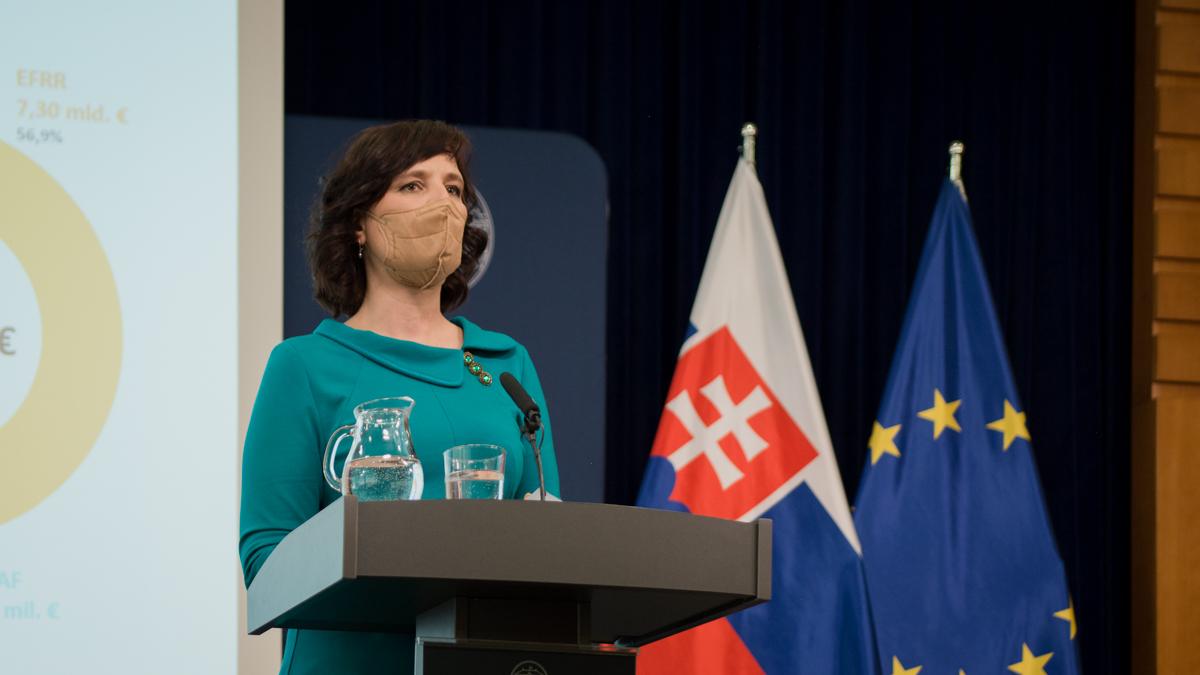 Vicepremiérka Remišová predstavila priority pre eurofondy na roky 2021 – 2027: Investície do vedy, vzdelania a životného prostredia sú veľkou šancou pre Slovensko