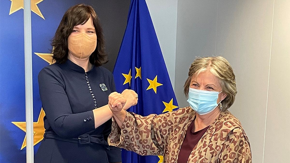 Ministerka Remišová: Európska komisia schválila Slovensku prvé navýšenie programu IROP o 195 miliónov eur