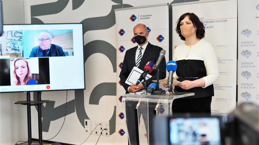Ministerka Remišová otvorila 10. ročník IT FITNESS TESTU