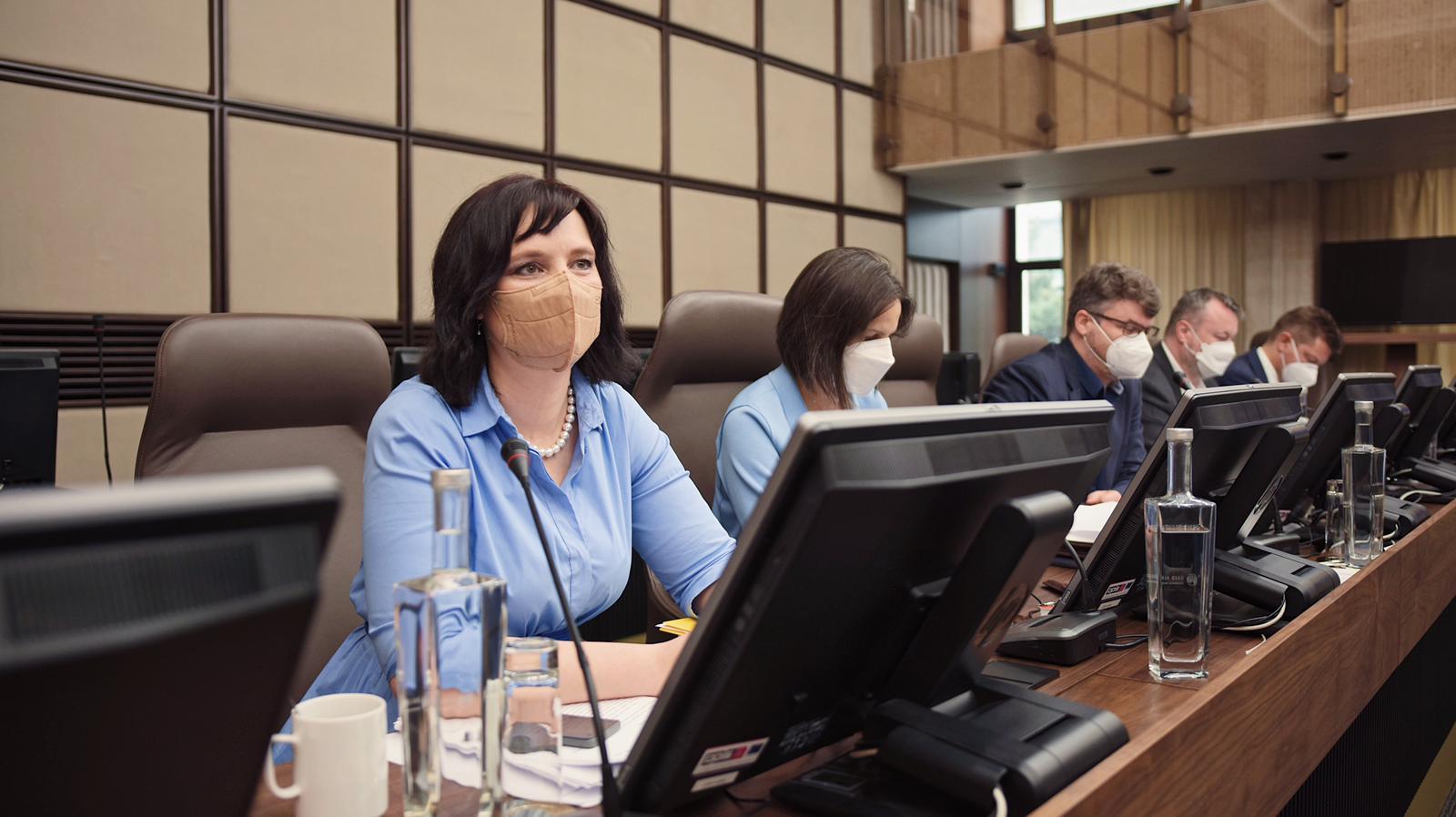 Ministerka Remišová predstavila plán, ako Slovensko dostať v digitalizácii na európsku úroveň
