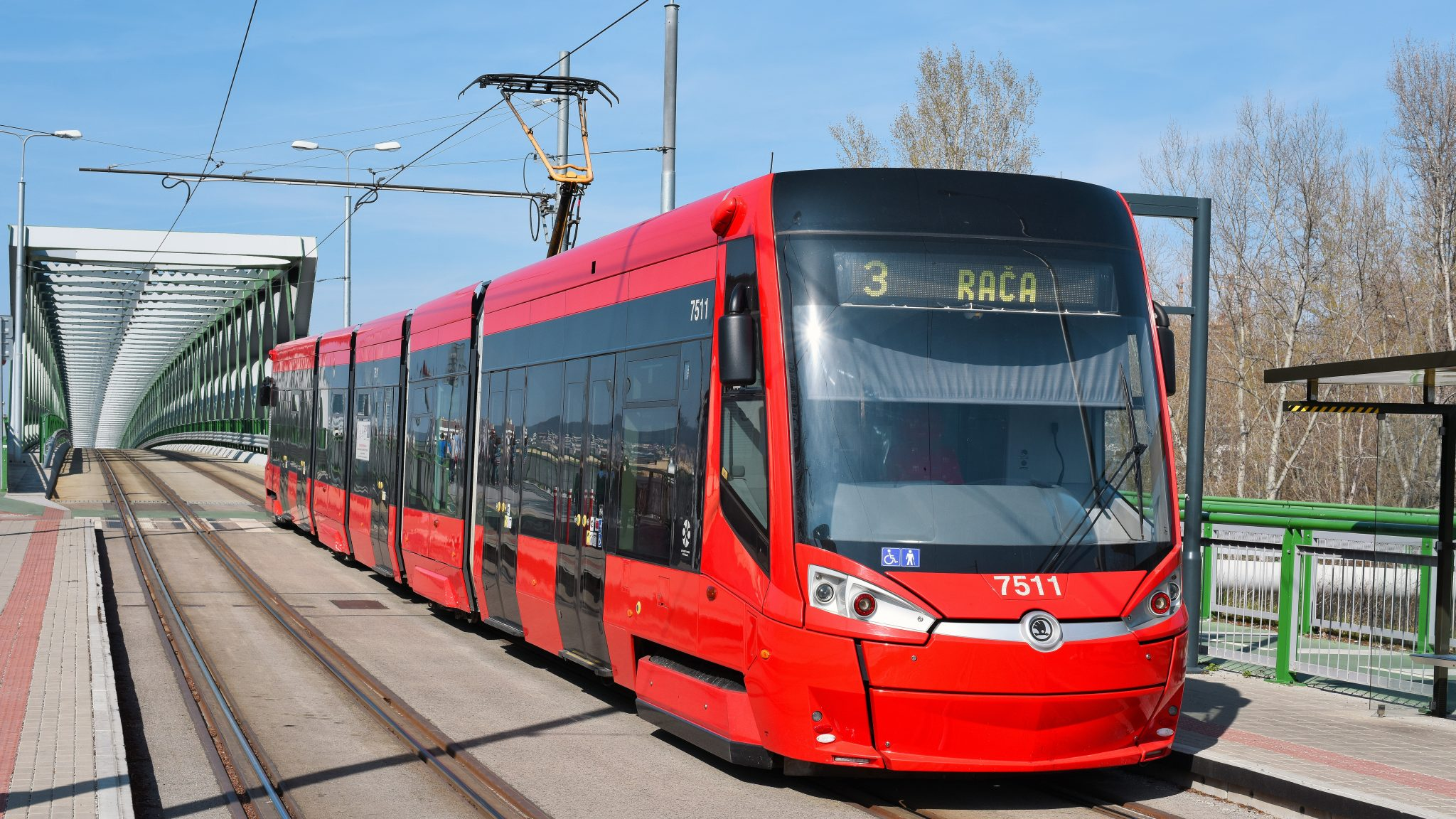 Ministerka Remišová: Bratislava dostane vďaka eurofondom 30 nových električiek